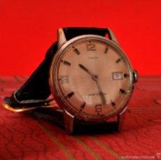 Relojes de pulsera: RELOJ DE PULSERA TIMEX , CUERDA, VINTAGE. Lote 55229986