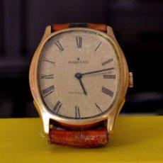Relojes de pulsera: RELOJ RADIANT, CUERDA, VINTAGE. Lote 55316659