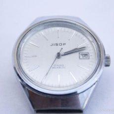 Relojes de pulsera: RELOJ DE PULSERA CARGA MANUAL - JISOP 17 RUBIS INCABLOC . Lote 55319005