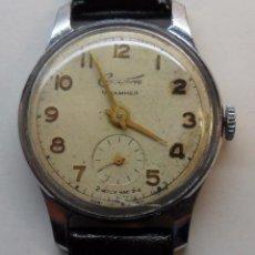 Relojes de pulsera: RELOJ CABALLERO DE PULSERA SOVIÉTICO STAR CTAPT - MANUAL - URSS - CIRCA 1955. Lote 58276208