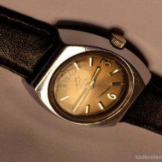 Relojes de pulsera: CAUNY PRIMA , MUJER, ANTIMAGNETIC, SHOCKPROTECTED, CUERDA, VINTAGE. Lote 55316546