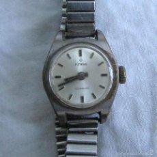Relojes de pulsera: RELOJ DE SEÑORA POTENS INCABLOC FUNCIONANDO. Lote 55380964