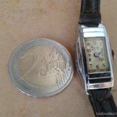 Relojes de pulsera: ANTIGUO RELOJ DE MUJER, RONE SEVEN, FUNCIONA PERO SE GANA TIEMPO. Lote 155290369
