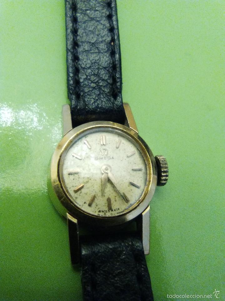reloj omega señora b12f936e2757