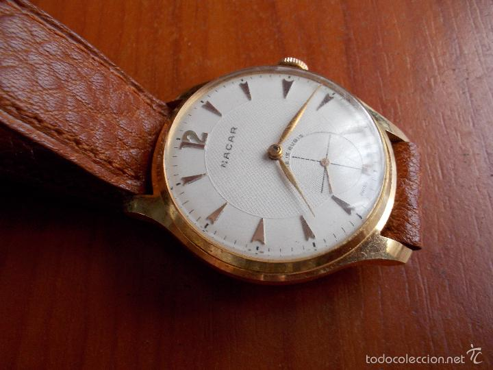 Relojes de pulsera: Reloj Marca Nacar - Foto 3 - 56188074
