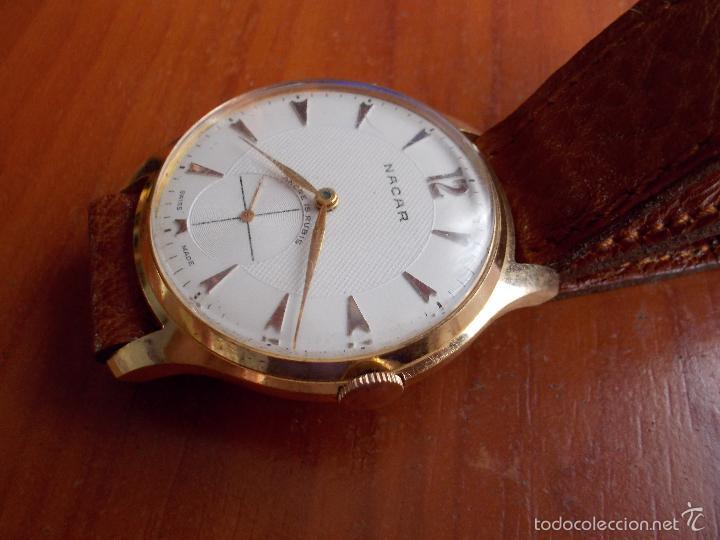Relojes de pulsera: Reloj Marca Nacar - Foto 4 - 56188074