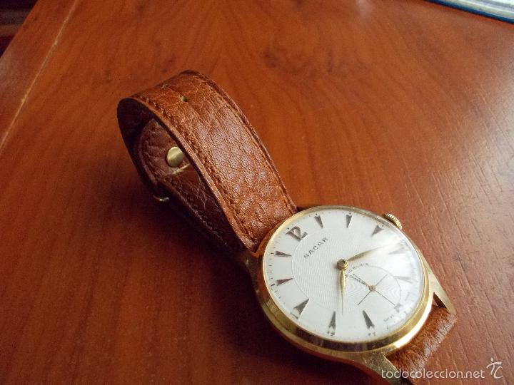 Relojes de pulsera: Reloj Marca Nacar - Foto 6 - 56188074