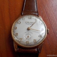 Relojes de pulsera: RELOJ CAUNY. Lote 56188307