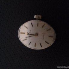 Relojes de pulsera: RELOJ DE PULSERA SAÑORA CARGA MANUAL , OMEGA 17 JEWELS,, MADE IN SWISSE,,,,RF 484. Lote 56202127