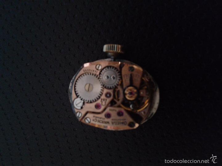 Relojes de pulsera: RELOJ DE PULSERA SAÑORA CARGA MANUAL , OMEGA 17 JEWELS,, MADE IN SWISSE,,,,RF 484 - Foto 2 - 56202127