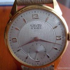 Relojes de pulsera: RELOJ SAVOY. Lote 56205089