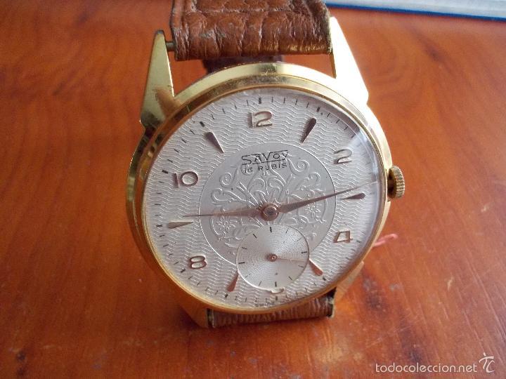 RELOJ SAVOY (Relojes - Pulsera Carga Manual)