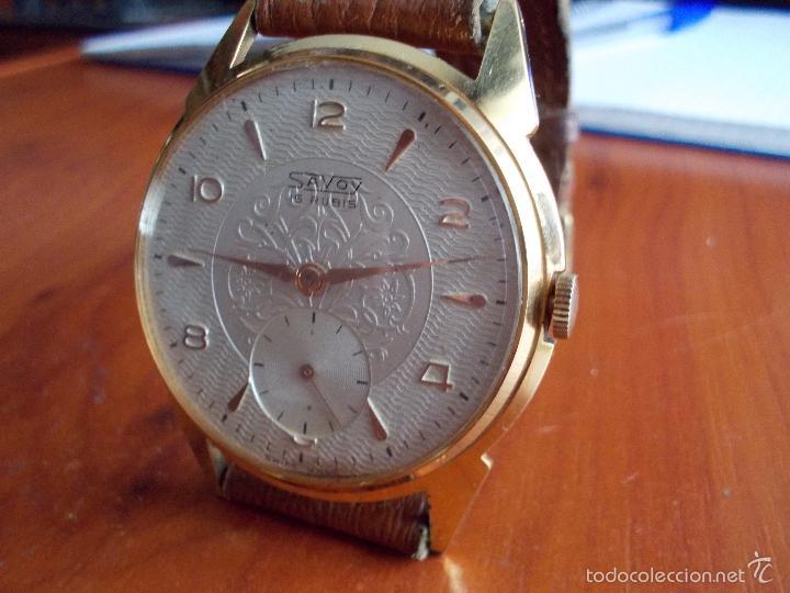 Relojes de pulsera: reloj Savoy - Foto 3 - 56205444