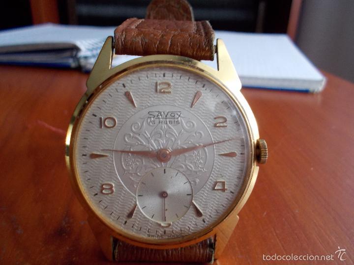 Relojes de pulsera: reloj Savoy - Foto 4 - 56205444