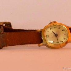 Relojes de pulsera: RELOJ DE PULSERA TIMEX, MUJER,CUERDA, VINTAGE (#7). Lote 56306662