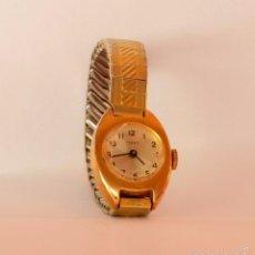 Relojes de pulsera: RELOJ DE PULSERA TIMEX, MUJER, CUERDA, VINTAGE (#8). Lote 56306693