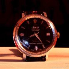 Relojes de pulsera: PRECIOSO SORNA DE LUXE, SUIZO, CABALLERO, CUERDA, VINTAGE. COLECCIONISTAS. Lote 56306757