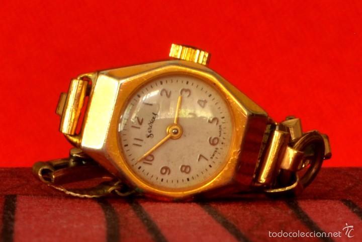 9ef5cab36ff6 reloj de pulsera services watch
