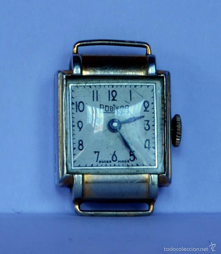 d15b02fc93b9 reloj de pulsera pobjeda