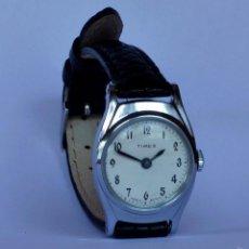 Relojes de pulsera: RELOJ DE PULSERA TIMEX, VINTAGE, CUERDA, MUJER (#13). Lote 56320681