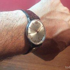 Relojes de pulsera: RELOJ CYMA TAVANNES CYMAFLEX, CALIBRE R-484, NÚMERO MAQUINARIA BAJÍSIMO 243.555 DE 17 JEWELS. Lote 118550272