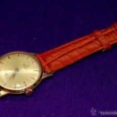 Relojes de pulsera: ANTIGUO RELOJ DE PULSERA INSA WATCH.15 RUBIS.CARGA MANUAL-CUERDA. EN FUNCIONAMIENTO.AÑOS 50-60.SWISS. Lote 214747483
