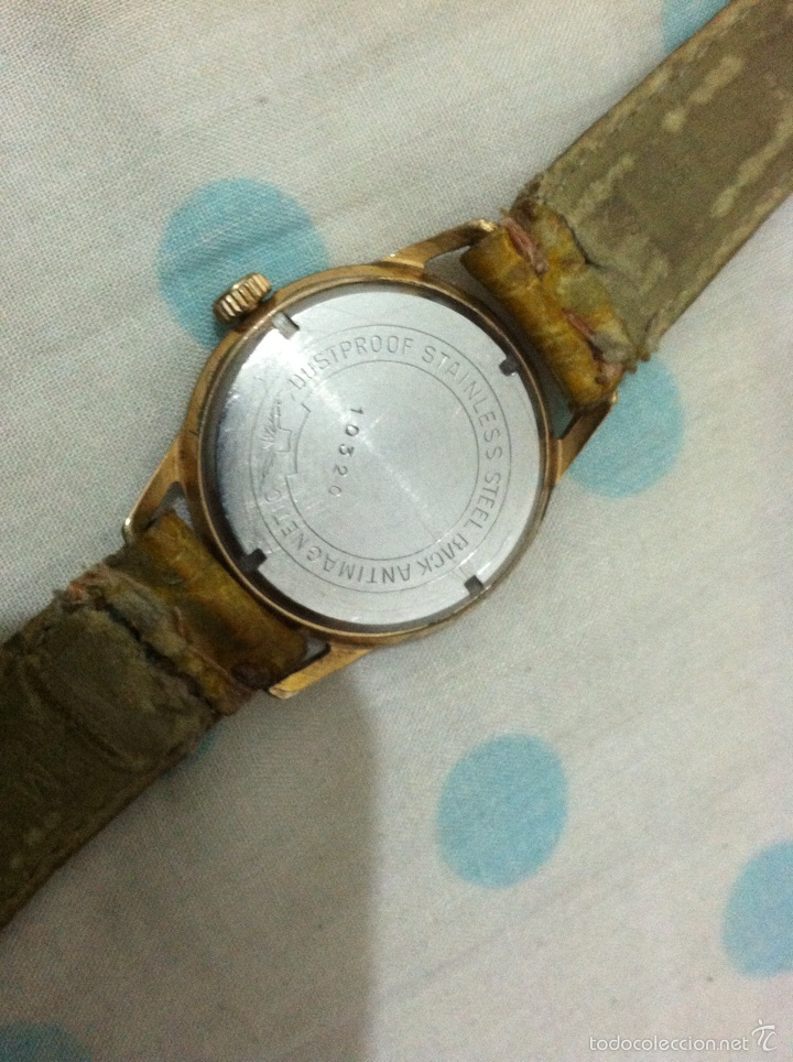 Relojes de pulsera: Reloj arnold cuerda - Foto 2 - 56369733