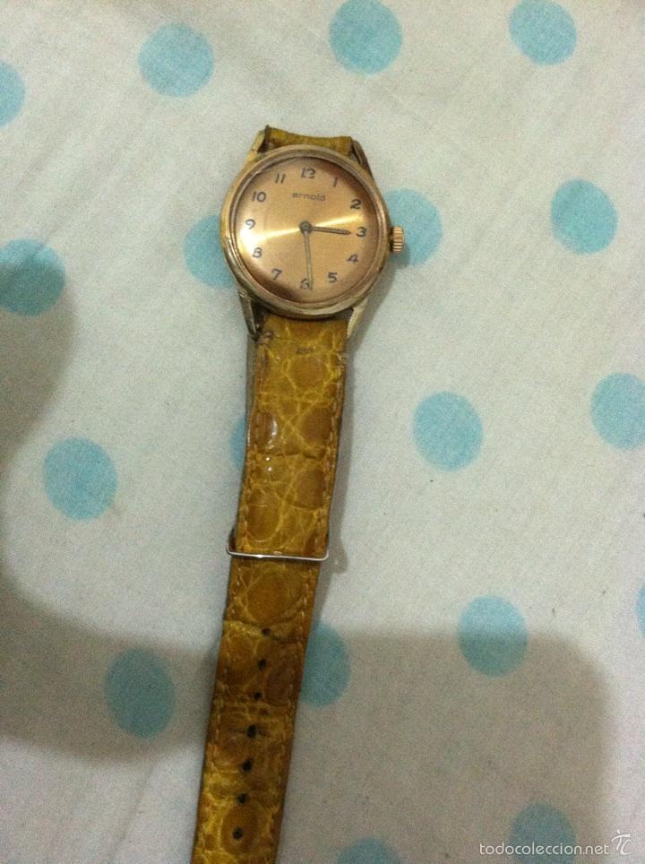 Relojes de pulsera: Reloj arnold cuerda - Foto 3 - 56369733