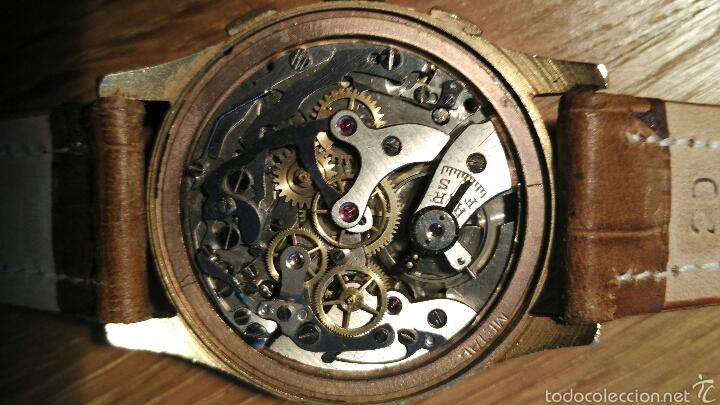 Relojes de pulsera: Cronografo Chonographe Suisse 18 kt - Foto 9 - 56402094