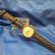 Relojes de pulsera: RELOJ DE PULSERA CASCON CARGA MANUAL EN ACERO. Lote 56424135