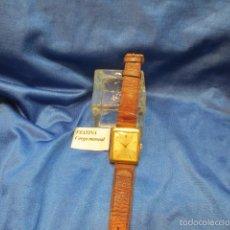 Relojes de pulsera: RELOJ DE PULSERA CUADRADO MARCA FESTINA. Lote 56426848