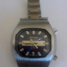 Relojes de pulsera: RELOJ SAYTOKO CON ALARMA. Lote 56470634