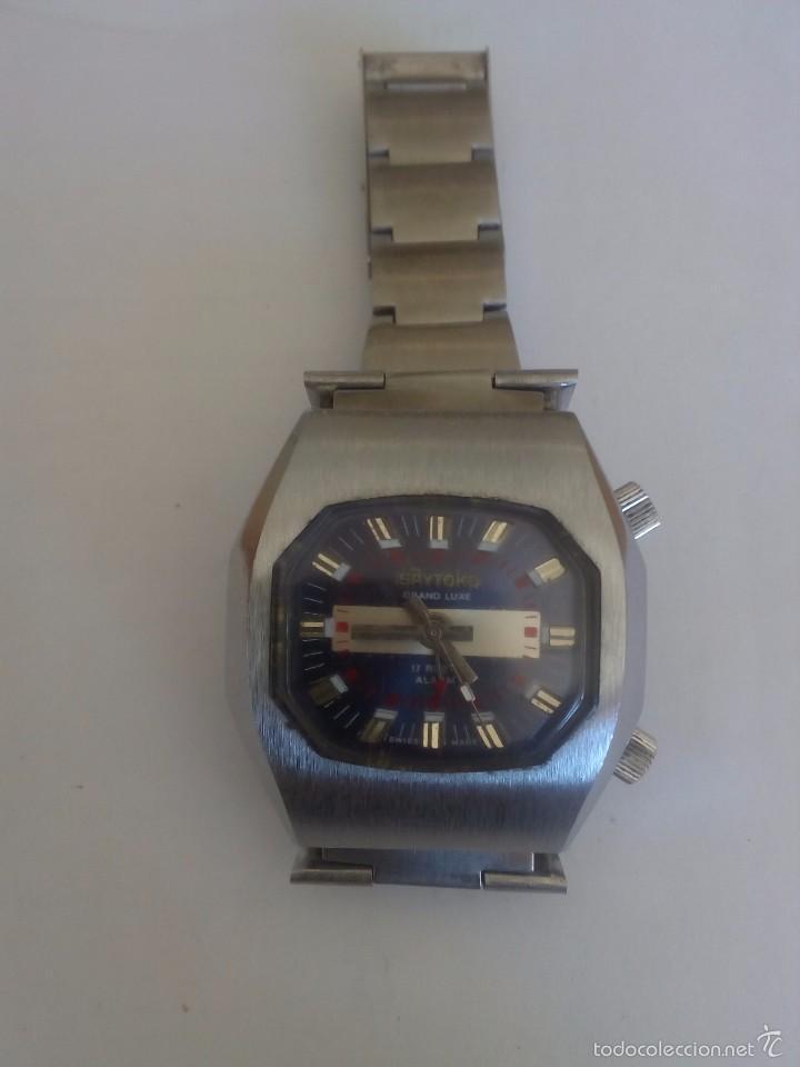 Relojes de pulsera: Reloj Saytoko con alarma - Foto 2 - 56470634
