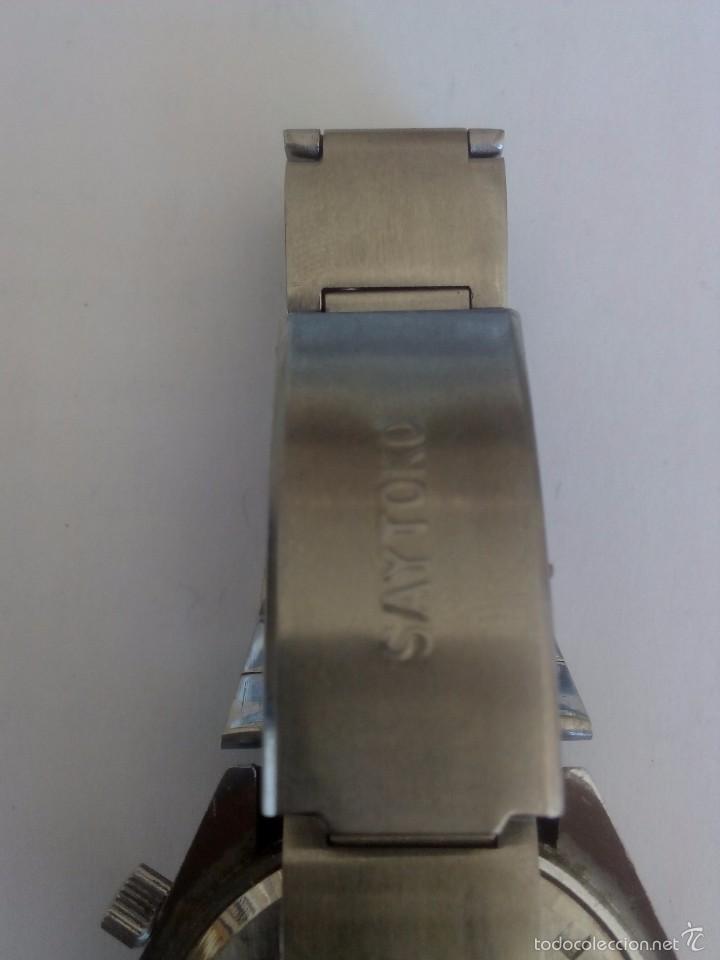 Relojes de pulsera: Reloj Saytoko con alarma - Foto 3 - 56470634