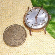 Relojes de pulsera: RELOJ FESTINA EXTRA SWISS MADE DÉCADA 50-60 PARA MUJER CHAPADO EN ORO VINTAGE. Lote 56719085