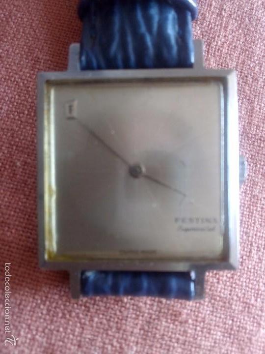 85e5d67da539 Reloj festina superioridad extraplano cuadrado - Vendido en Venta ...