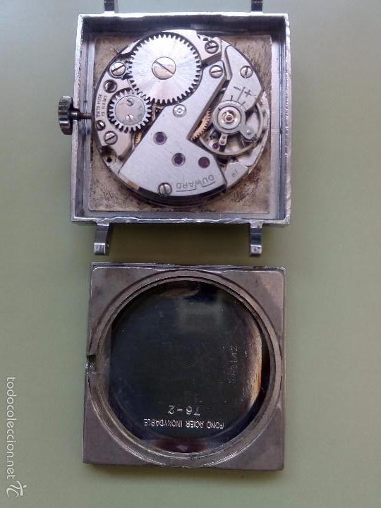 Relojes de pulsera: Dos relojes cuadrados Duward - Foto 3 - 57088860