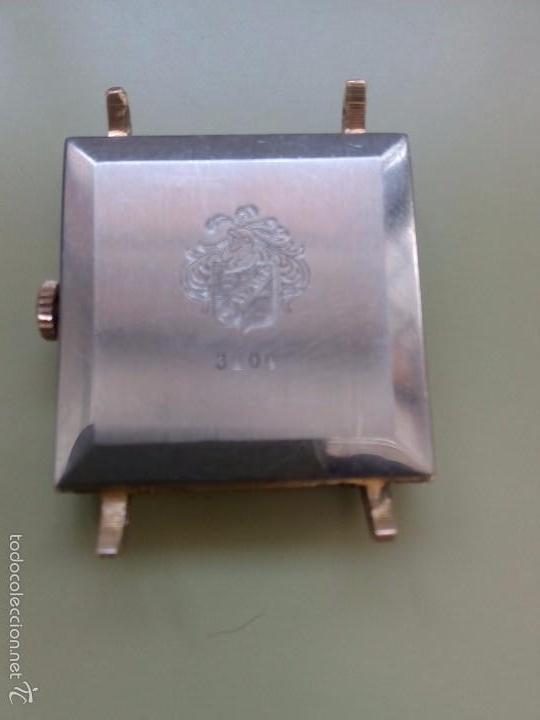 Relojes de pulsera: Dos relojes cuadrados Duward - Foto 6 - 57088860