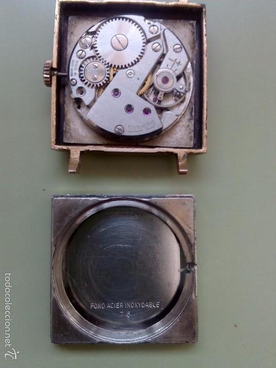 Relojes de pulsera: Dos relojes cuadrados Duward - Foto 7 - 57088860