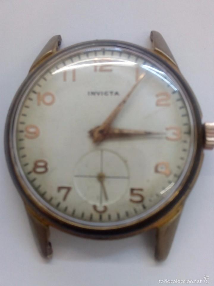 a45204d0e56 antiguo reloj invicta - Comprar Relojes antiguos de pulsera carga ...