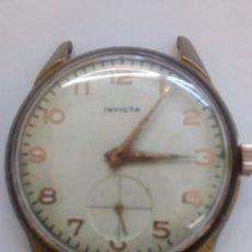 Relojes de pulsera: ANTIGUO RELOJ INVICTA. Lote 57089149