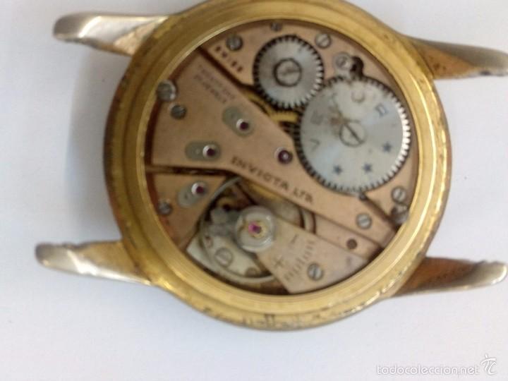 Relojes de pulsera: Antiguo reloj Invicta - Foto 2 - 57089149