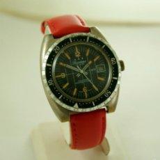 Relojes de pulsera: LUCERNE DE LUXE MECANICO TIPO SUBMARINER. Lote 148034466