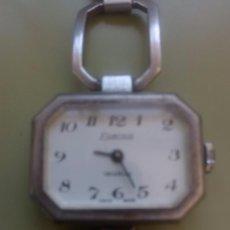 Relojes de pulsera: RELOJ DE MUJER EXACTUS DE PLATA. Lote 57223939