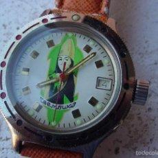 Relojes de pulsera: RELOJ RUSO VOSTOK AMFIBIA AUTOMATICO. Lote 57262744