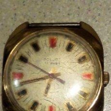 Relojes de pulsera: RELOJ RUSO POLJOT. MECÁNICO. VINTAGE.. Lote 57353376
