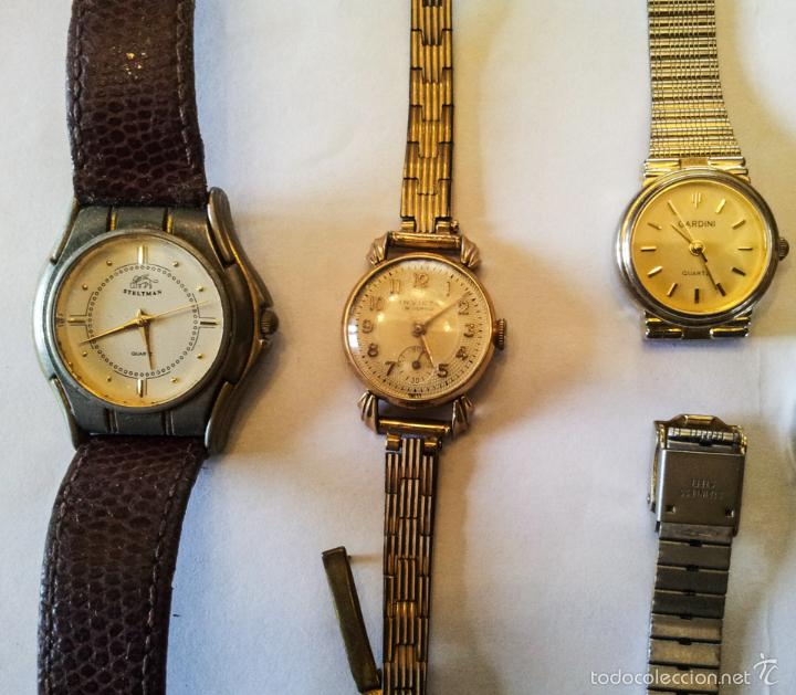 Relojes de pulsera: LOTE DE 6 RELOJES DE PULSERA - Foto 2 - 57413914