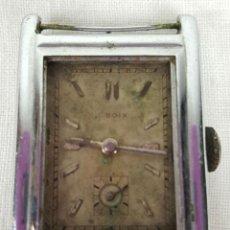 Relojes de pulsera: RE335. RELOJ DE PULSERA DE SEÑORA. J. BOIX. 15 JEWELS. CIRCA 1940. . Lote 57491262