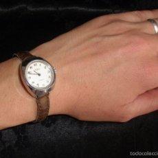 Relojes de pulsera: RELOJ PULSERA FESTINA 17 RUBIS VINTAGE MADE IN SWISS. Lote 57506196