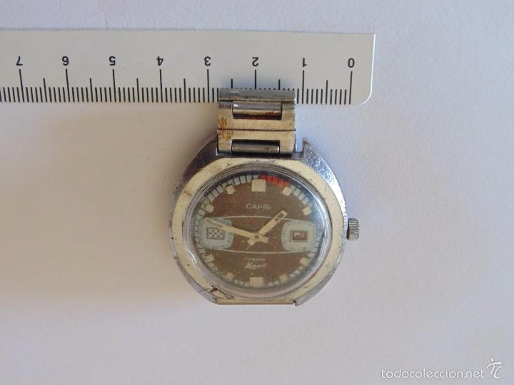 Relojes de pulsera: Reloj de pulsera Capri Sport, 17 rubíes - Foto 2 - 57683146